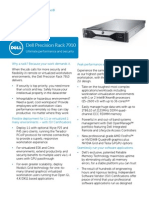 Dell Precision Rack 7910 Spec Sheet