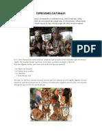EXPRESIONES CULTURALES DE LA SELVAExpresiones Culturales. Selva