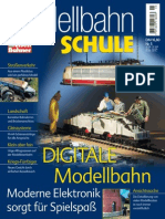 Modelleisenbahner Modellbahn-Schule ¹5 2001