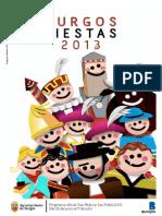 Revista Burgos Fiestas