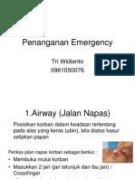 Penanganan Emergency1