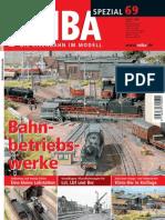 MIBA Spezial 69 Bahnbetriebswerke