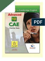 Cae 2015 Sample Test