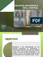 Diapositivas Calculos Aplicados a Well Control
