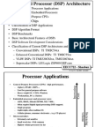 PDSP Architecture