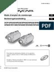 Sony Handycam DCR-SR32E Manual