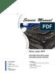 Samsung SCX-4600/SCX-4623 series SCX-4600/4623F/4623FN Service manual