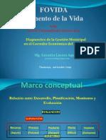 Presentación Corredor Mantaro Gla