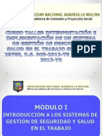Introducción a Los Sistemas de Gestion de Sst v2
