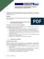Proceso de Contratación de Transportes - OfICIAL