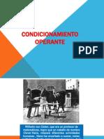 Psicologia_el Condicionamiento Operante