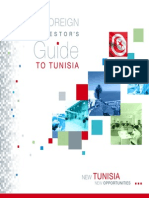 A Foreign Investor's Guide to Tunisia