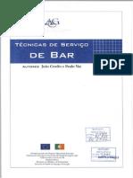 Técnicas de Serviço de Bar