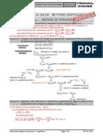 Corrigé TD 11 - Comportement Cinématique Des Systèmes