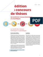 Concoursthese CTHS 2015 Web