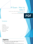 CISSP Exam – How to Take It