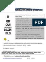 Methodologie Expression Orale en Interaction Student's Worksheet