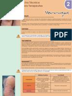 Ficha Técnica para Terapeutas - Verrugas