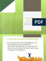 Comunicación de Liderazgo