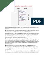 Phương Thức Hoạt Động Của Dịch Vụ DHCP