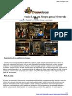 Guia Trucoteca El Internado Laguna Negra Nintendo Ds
