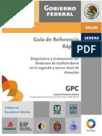 Diagnostico y Tratamiento GuillainBarrE_R_CENETEC
