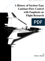 A History of Suction Type Laminar Flow Control_Albert L Braslow