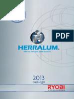 Catalogo Productos Herralum 2013