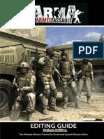 Arma 3 Editing Guide