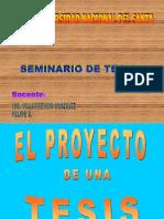 Presentacion-Seminario de Tesis - 2008