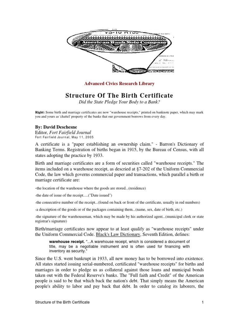 Structure of the birth certificate birth certificate federal structure of the birth certificate birth certificate federal government of the united states 1betcityfo Gallery
