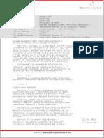 Decreto N° 594 condiciones sanitarias