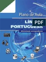 Plano de Aula Língua Portuguesa