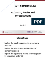 Felix Topic 9 Accounts Audits and Investigations Set 2