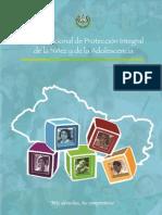 Política Nacional de La Niñez y Adolescencia