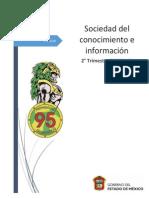 Sociedad del Conocimiento e Información