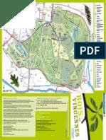 Plan Bois de Vincennes