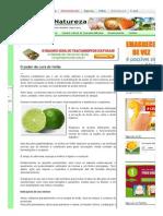 O Poder de Cura Do Limão _ Cura Pela Natureza.com