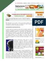 A Dieta Do Doutor Barcellos Contra o Câncer e Todas as Alergias _ Cura Pela Natureza.com