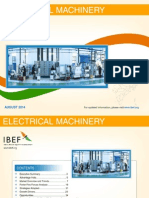 Electrical Machinery August 2014