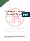 Propuesta de Estatutos JSCH