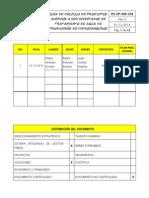 PROCEDIMEINTO PARA DOSIFICACION  TRATAMIENTO QUIMICO11111.docx