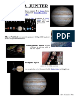 Planeta Jupiter - Poster