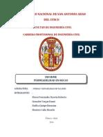 LABORATORIO DE PERMEABILIDAD DE SUELOS