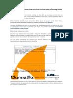 Manual de CloneZilla (Clonador de Discos)