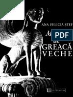 Ana Felicia Stef-Manual de Greaca Veche-Humanitas (1996)
