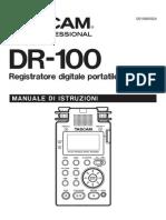 Tascam- i Dr-100 Om Web