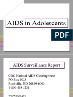 AIDS in Adolescence Revised