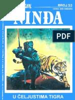 Nindja 053 - Derek Finegan - U Celjustima Tigra (Zahir_NL& Panoramiks & Emeri)(4.7 MB)
