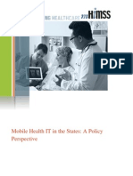 Mobile Health IT in the States_Exec_Summary_FINAL